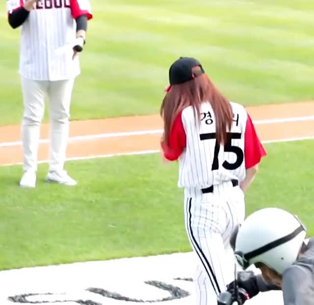 Watch and share Baseball GIFs by koreaactor on Gfycat