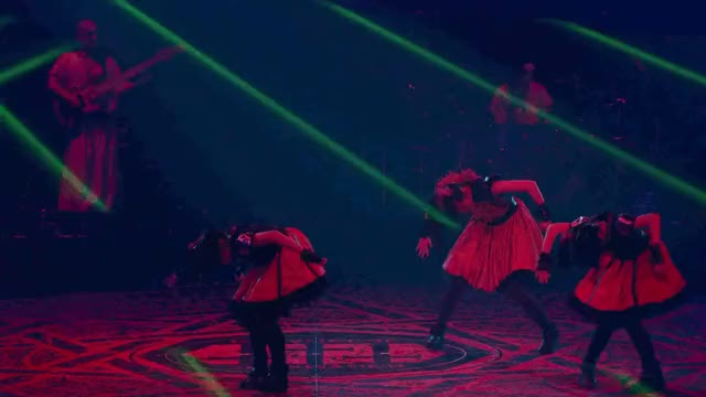 Watch Babymetal Dancing GIF on Gfycat. Discover more related GIFs on Gfycat