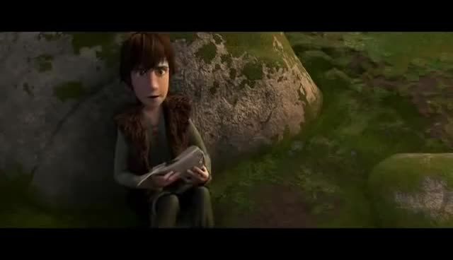 HTTYD, HICCUP GIFs