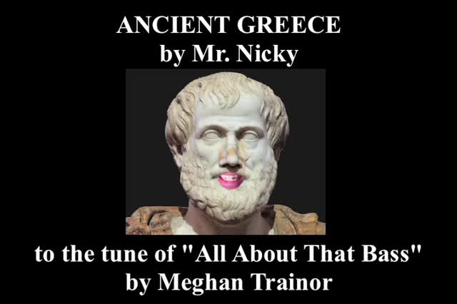 Watch and share All About That Bass GIFs and Ancient Greece Song GIFs on Gfycat