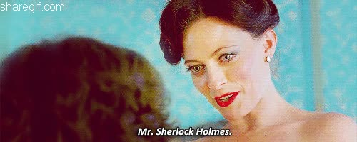 Watch and share Sherlock Gif,sherlock Quotes,sherlock,bbc animated stickers on Gfycat
