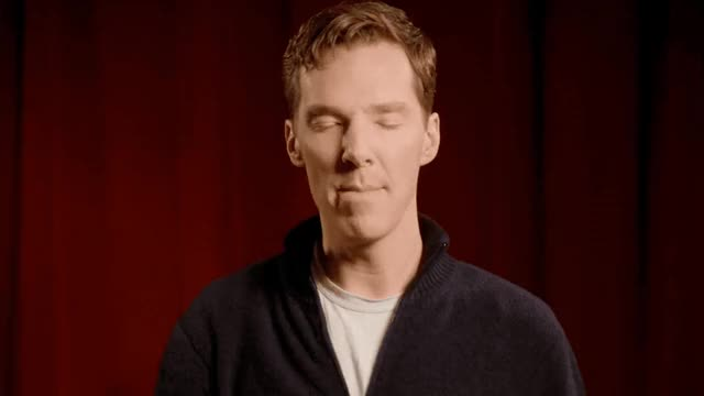 Watch and share Cumberbatch GIFs and Streching GIFs by Reactions on Gfycat