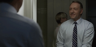 HouseOfCards, Kevin Spacey, houseofcards, Did you think I had forgotten about you? GIFs