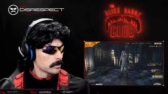 DrDisRespect hits 1 Million Followers on Twitch and Funny Moments on PUBG!
