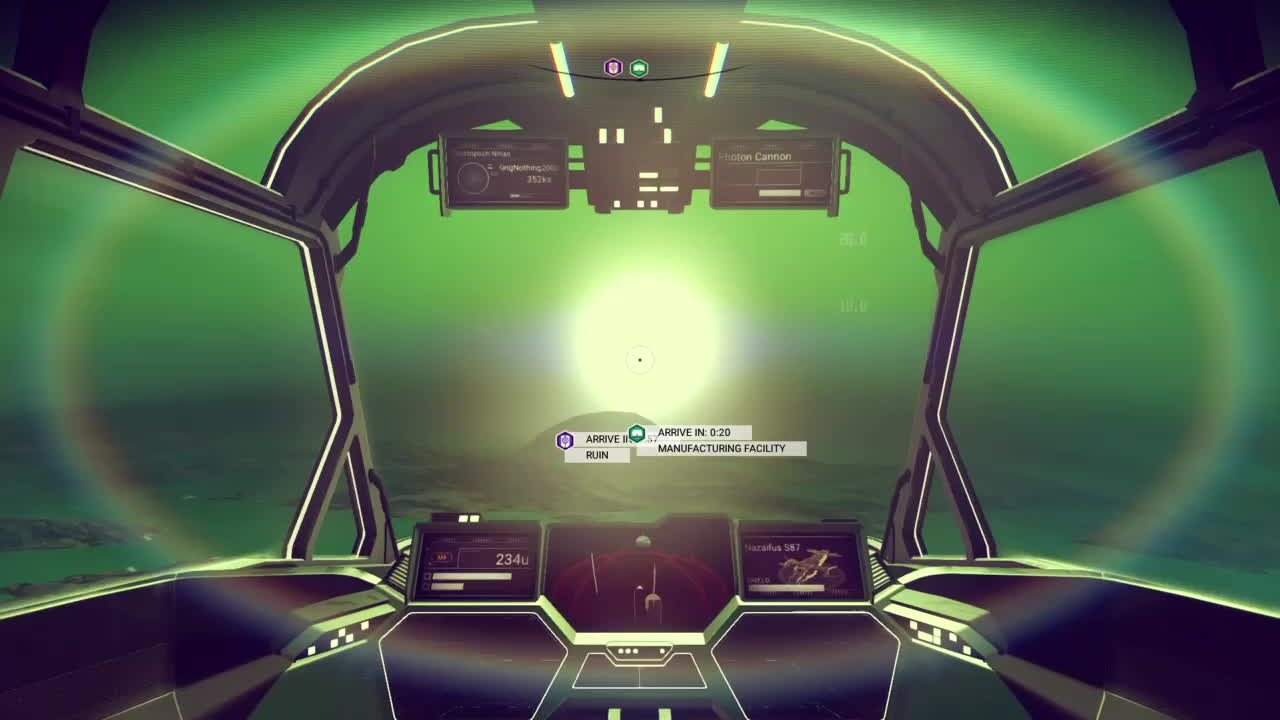 nomansskythegame, Riding to sunset GIFs