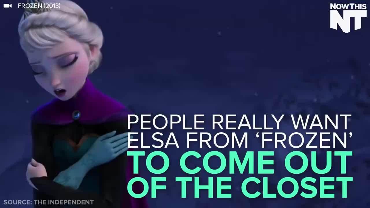 Elsa, Frozen, Facebook video #839490472822168 GIFs