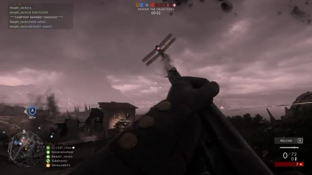 Watch and share Battlefield 1 GIFs and Victory GIFs by renesweb74 on Gfycat
