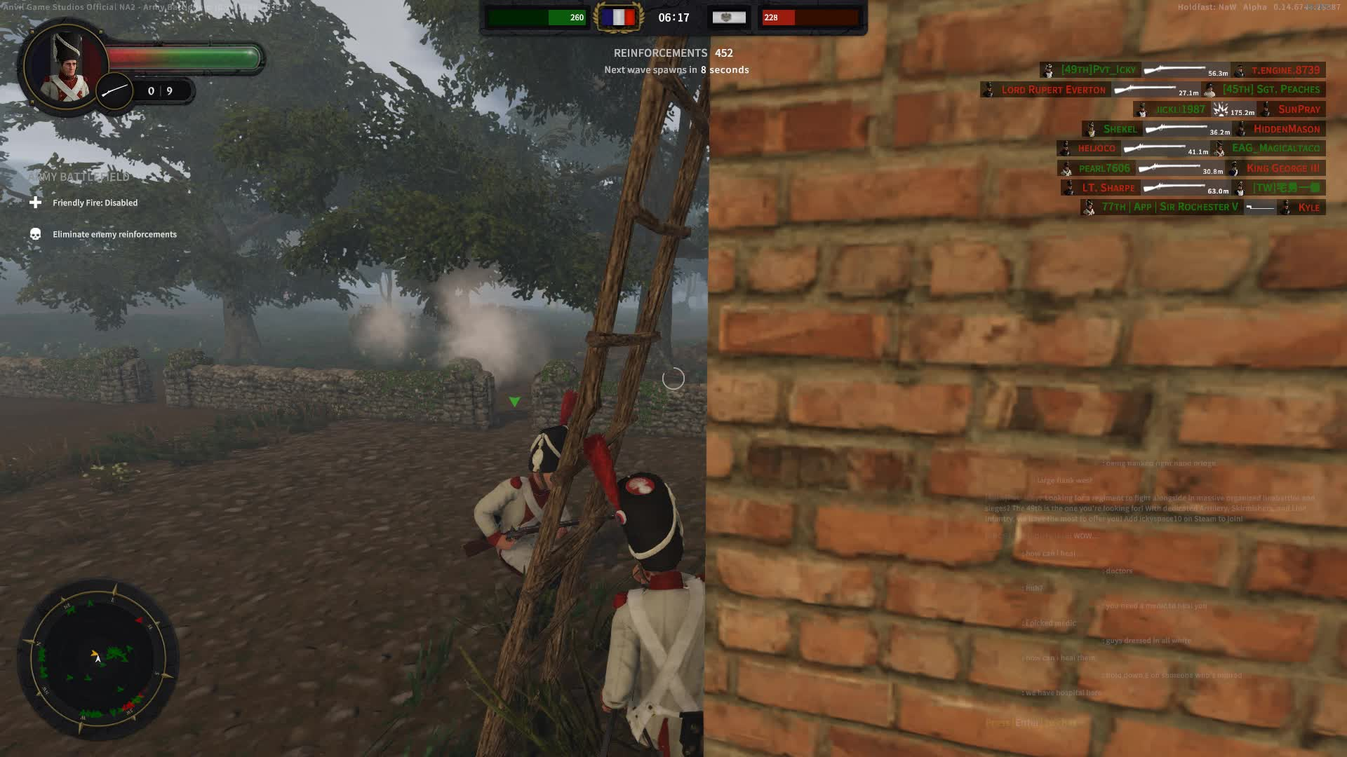 holdfast nations at war officer meetup gone wrong gone sexual