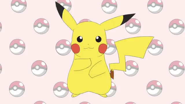 Watch this pikachu GIF on Gfycat. Discover more Wolfy, animated, animation, chu, pikachu, wolfiechu, wolfychu GIFs on Gfycat