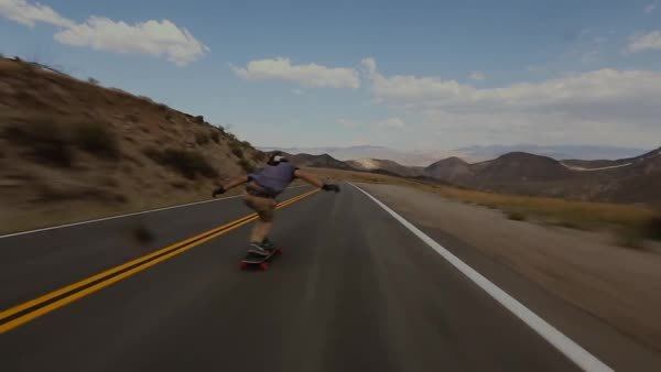 Longboarding crash and burn GIFs