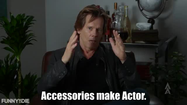 Watch make actor GIF by Funny Or Die (@funnyordie) on Gfycat. Discover more FunnyOrDie, fod, funny or die, ▶ Intro To Acting with Kevin Bacon GIFs on Gfycat