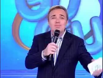 Watch and share Reginho E Banda Surpresa - Minha Mulher Não Deixa Não - Programa Do Gugu - Oficial GIFs on Gfycat