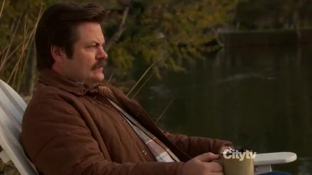 Watch this parks and rec GIF by @peterm on Gfycat. Discover more gfycatdepot, highqualitygifs, nick offerman, parks and rec, parks and recreation, peter_mansbrick, ron swanson GIFs on Gfycat