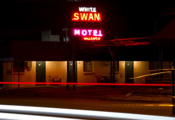 Watch and share The White Swan Motel, Colfax And Ingalls. (Kevin J. Beaty/Denverite) GIFs on Gfycat