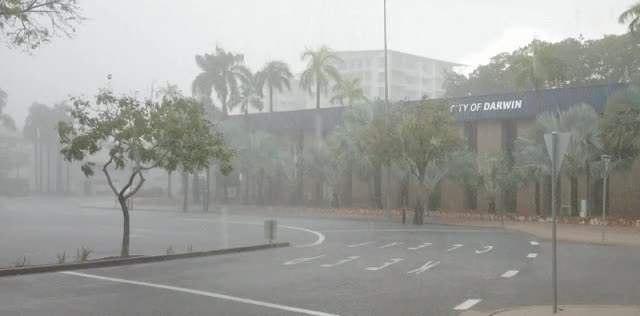 Watch and share Stormy Weather In Darwin GIFs on Gfycat