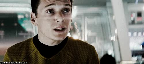 Watch and share Star Trek Anton Yelchin Shrug GIFs on Gfycat