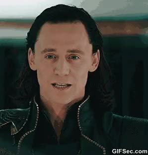 Watch and share Tom Hiddleston GIFs on Gfycat