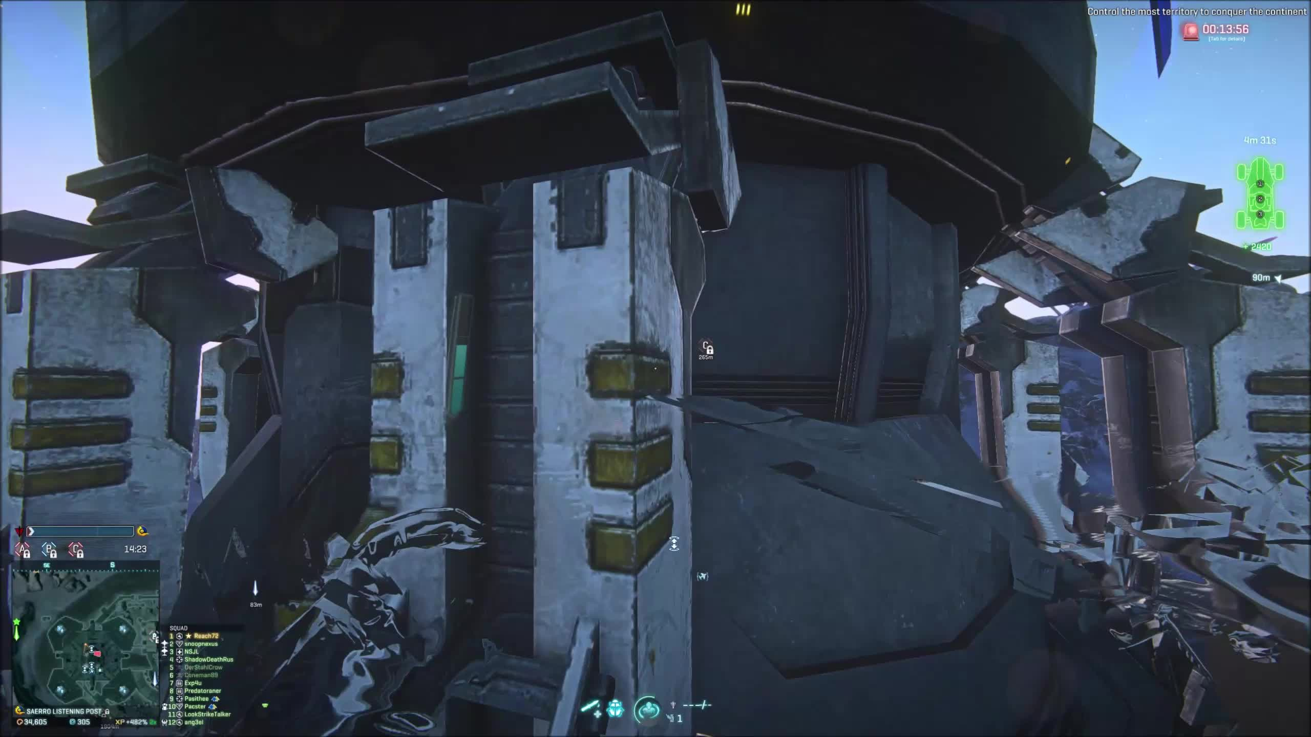 planetside, planetside 2, planetside2, ps2, Hi. Do you want to be my friend? GIFs