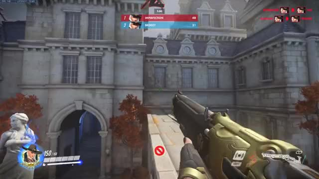 Watch sharpashe GIF by @b_rodzy on Gfycat. Discover more Overwatch, highlight GIFs on Gfycat
