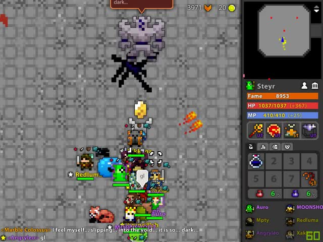Watch Seal#5 GIF by @steyro on Gfycat. Discover more rotmg GIFs on Gfycat