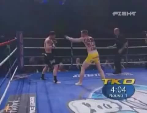 Duane Ludwig finishes Pulver