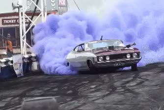 Watch and share Car Burnout GIFs on Gfycat