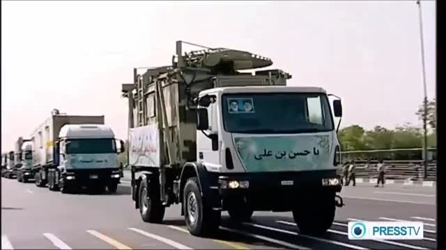 Watch IRAN New Secret Weapons - Iran Army Day April 2015 HD GIF on Gfycat. Discover more iran army day, iran military parade, militarygfys GIFs on Gfycat