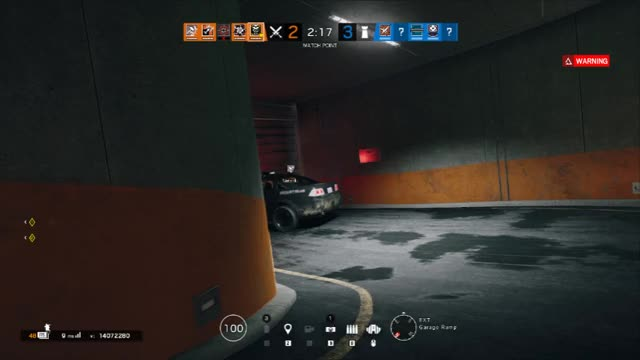 Watch and share Rainbow 6 Siege GIFs and Overwolf GIFs by Overwolf on Gfycat