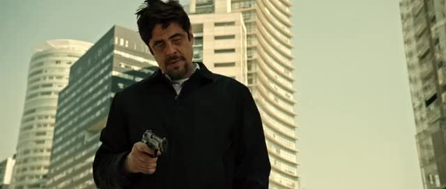 Watch and share Benicio Del Toro GIFs and Adios GIFs by mikearrow on Gfycat