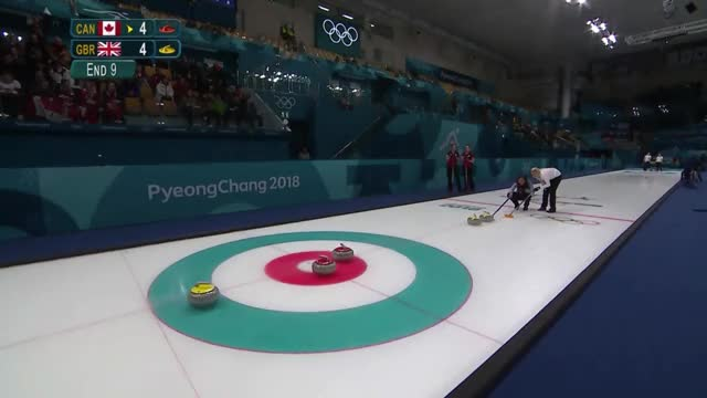 Watch Hit 2. Get 2. Sit 2. [CAN-GBR Women] GIF by @strayslacker on Gfycat. Discover more curling GIFs on Gfycat
