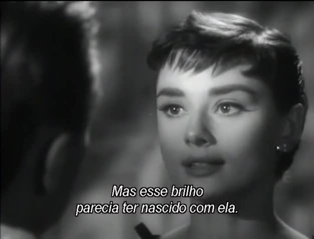 Watch and share Audrey Hepburn GIFs and Beleza Rara GIFs on Gfycat