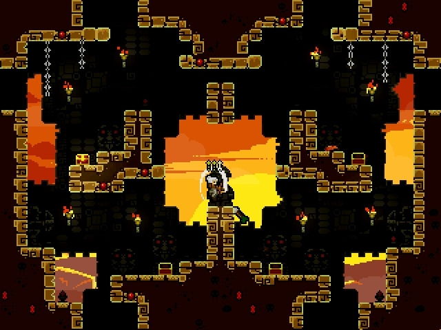 Ali, Have you even played Towerfall? GIFs