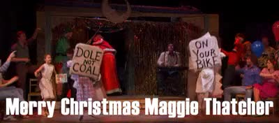 Merry-Christmas-Maggie-Thatcher GIFs | Create, discover and share ...