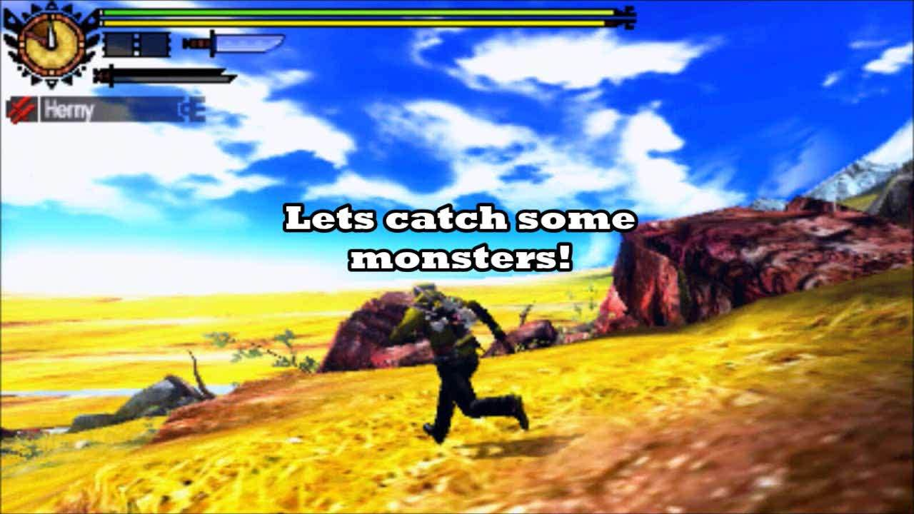 MonsterHunter, Pokemon Go, monsterhunter, Monster Hunter Go GIFs