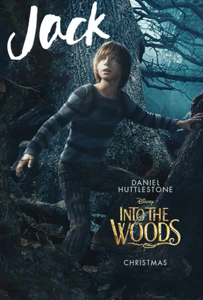 Watch and share Into The Woods GIFs on Gfycat