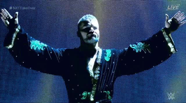 Watch Bobby Roode being glorious GIF on Gfycat. Discover more bobbyroode GIFs on Gfycat