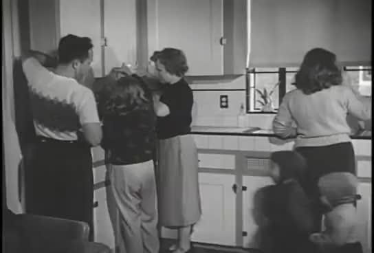 Watch Home life -The 50s GIF on Gfycat. Discover more related GIFs on Gfycat