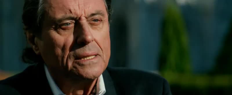 ian mcshane, ianmcshane, john wick, john wick 2, rules, Rules. Without them, we'd live with the animals. GIFs