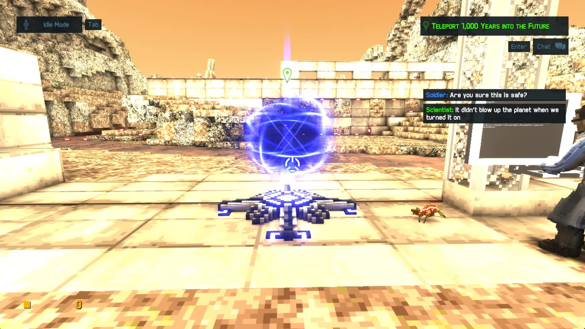 FPS, Game, Incremental, Proton Studio, RPG, Time Clickers 2, Time Warpers, Video Game, Time Warpers Teleporting GIFs