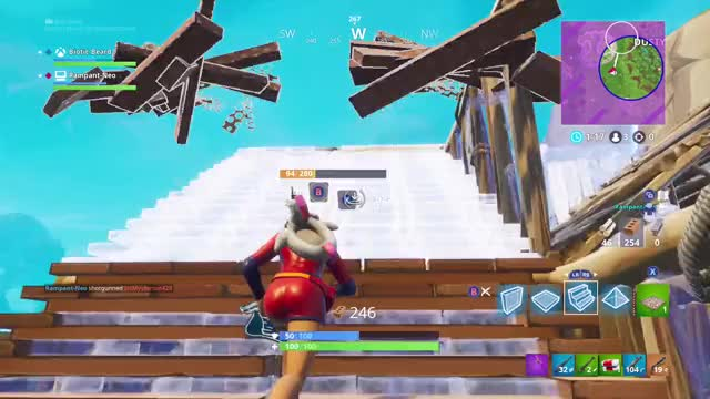 Watch and share Battle Royale GIFs and Epic Games GIFs by Carl_GoodToSeeYou on Gfycat