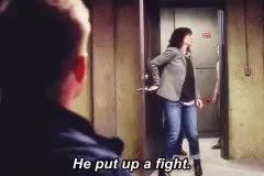 Watch and share Dean Winchester GIFs and Spn 9x21 GIFs on Gfycat