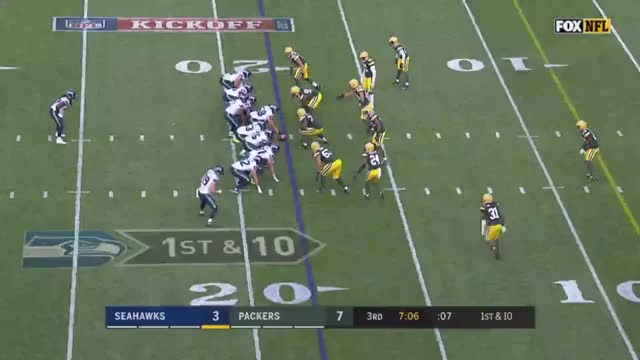 Watch and share Packers Run D GIFs by markbullock on Gfycat
