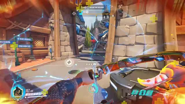Watch pt.2 GIF by Moist Owlette (@moistowl) on Gfycat. Discover more overwatch GIFs on Gfycat