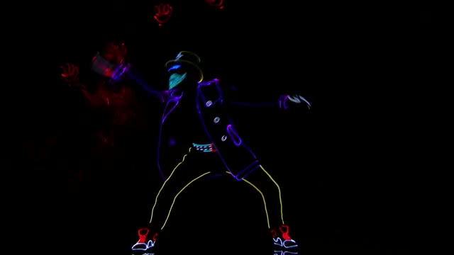 Watch Light Balance: Dancers Light Up The Stage And Earn The Golden Buzzer - America's Got Talent 2017 GIF by Saostar.vn (@saostar) on Gfycat. Discover more america's got talent, america's got talent 2017, america's got talent fails GIFs on Gfycat