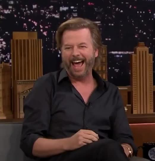 Watch and share The Tonight Show GIFs and David Spade GIFs by Reactions on Gfycat