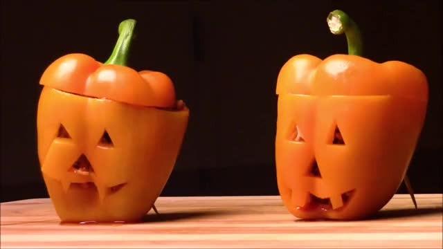 Watch and share Stuffed Peppers GIFs and The Daily Meal GIFs by Uncle Retardo  on Gfycat