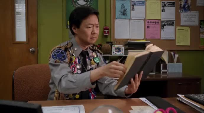 ken jeong, My mother just asked me if I knew who the hacker, 4Chang, is. : funny GIFs