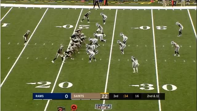 Watch and share New Orleans Saints GIFs and Los Angeles Rams GIFs by DonLocke15 on Gfycat