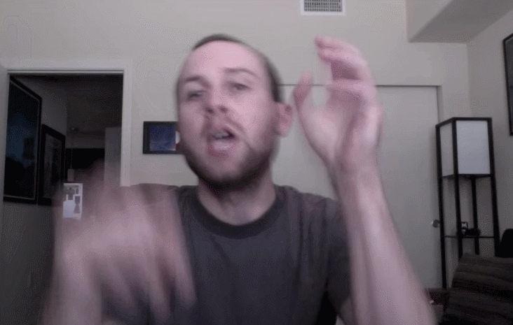 seananners, Nanners' mime of typing on a keyboard (reddit) GIFs