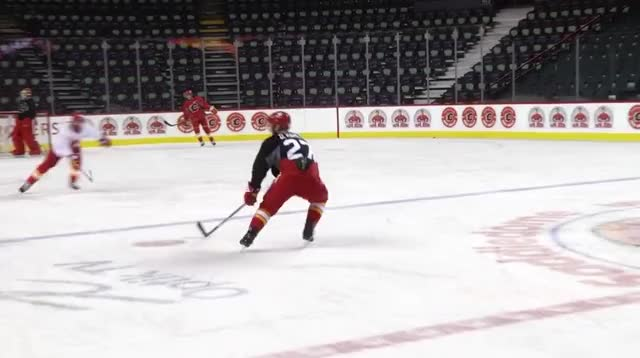Watch and share Brouwer Goal In Practice GIFs by Anthony Cook on Gfycat